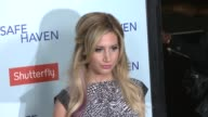 Ashley Tisdale at Safe Haven Los Angeles Premiere on 2/5/13 in Los Angeles CA