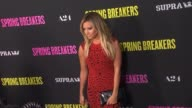 Ashley Tisdale at Spring Breakers Los Angeles Premiere 3/14/2013 in Hollywood CA