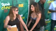 Ashley Tisdale at the 2009 Teen Choice Awards Arrivals at Universal City CA