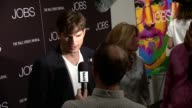 Ashton Kutcher at 'Jobs' New York Premiere Arrivals at MOMA on August 07 2013 in New York New York
