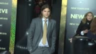 Ashton Kutcher at New Year's Eve World Premiere on 12/5/11 in Hollywood CA