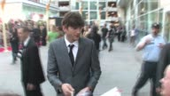 Ashton Kutcher at The Joneses Premiere Arclight in Hollywood at the Celebrity Sightings in Los Angeles at Los Angeles CA