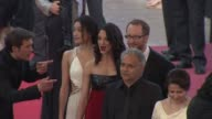 Asia Argento and Qi Shu at the Cannes Film Festival 2009 Inglourious Basterds Steps at Cannes