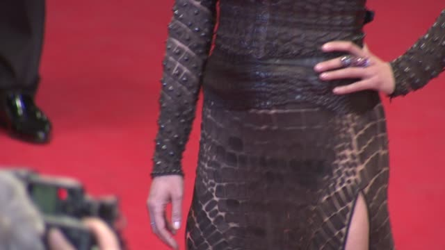 Asia Argento at Dario Argento's Dracula 3D Premiere 65th Cannes Film Festival on May 19 2012 in Cannes France