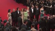 Asia Argento Hanif Kureishi Lee Chang Dong Isabelle Huppert Sharmila Tagore Robin Wright Penn James Gray Nuri Bilge Ceylan Shu Qi at the Cannes Film...