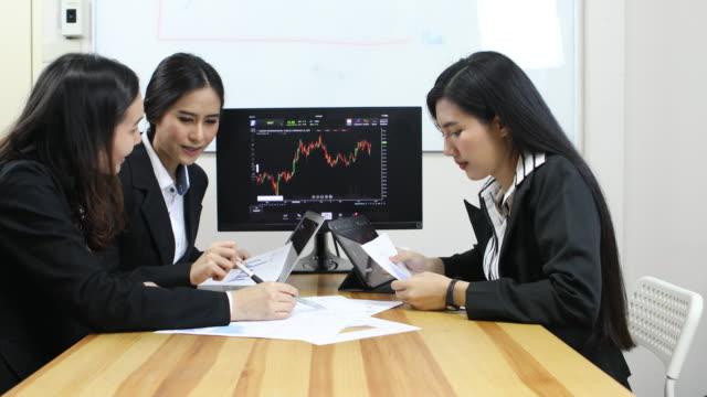 Asiatiska affärsmöte
