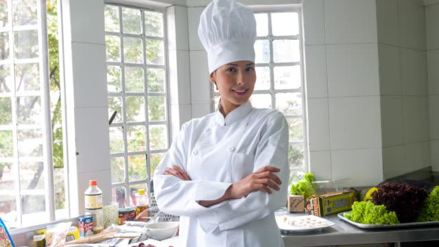 Asiatische chef