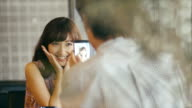 Asian Guy Capturing an Image of a Cute Asian Girl