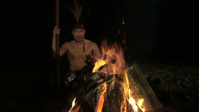 Asian Pacific Tribal Warrior 12