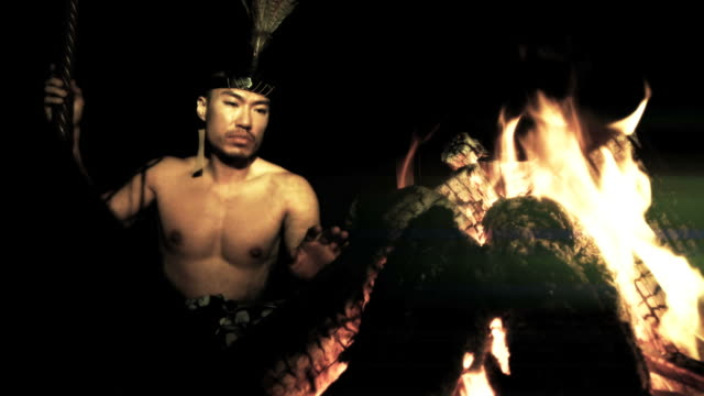 Asian Pacific Tribal Warrior 13 - Mystical Shaman