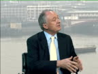 Ken Livingstone studio panel Ken Livingstone responds to viewers' emails about free transport for under18's and subsequent alleged rise in antisocial...