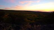 Aspen fall autumn sunset on the slopes of a desert mountain Steens Mountain near Malheur National wildlife refuge 2