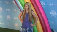 Aspen Quintana at Netflix's 'True And The Rainbow Kingdom' in Los Angeles CA