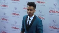 Aston Merrygold at The Caudwell Children Butterfly Ball at The Grosvenor House Hotel on June 25 2015 in London England