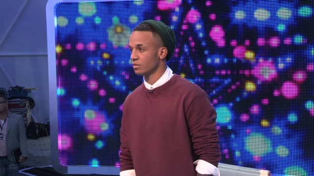 Aston Merrygold at the launch of Got To Dance 4 at Clapham Common on September 17 2012 in London England
