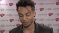 INTERVIEW Aston Merrygold on his new solo career and being an uncle at The Ivor Novello Awards 2015