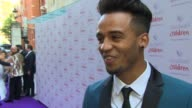 INTERVIEW Aston Merrygold on why supporting charities mean so much to him his new music what he's looking forward to at the event at The Caudwell...
