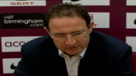 Stiliyan Petrov and Martin O'Neill press conference Martin O'Neill press conference SOT On looking forward to playing Chelsea FC / On performance in...