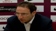 Stiliyan Petrov and Martin O'Neill press conference Martin O'Neill press conference SOT On Petrov's performance / On playing Chelsea FC