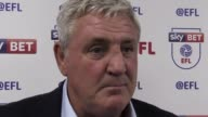 Aston Villa manager Steve Bruce speaks ahead of the new EFL Championship season and previews his side's match against Hull this weekend He is...