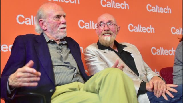 US astrophysicists Barry Barish Kip Thorne and Rainer Weiss were awarded the Nobel Physics Prize on Tuesday for the discovery of gravitational waves...