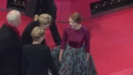 CLEAN at 'Beauty and The Beast' Red Carpet at Berlinale Palast on February 14 2014 in Berlin Germany