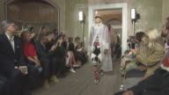 RUNWAY at Burberry Prorsum catwalk show LFW s/s 2018 at The Old Sessions House on September 16 2017 in London England