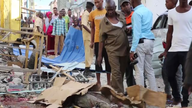 At least 10 people including eight soldiers were killed and 15 others wounded when alShabaab militants stormed an army base in southwestern Somalia...