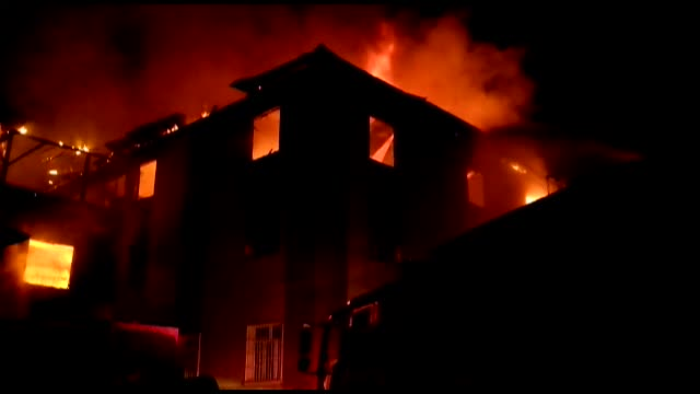 At least 12 bodies recovered after fire broke out in a girls' dormitory Tuesday in the southern province of Adana a local governor said Adana...