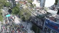 At least 149 people were killed when a powerful 71 magnitude earthquake struck Mexico on Tuesday including 21 children crushed beneath an elementary...