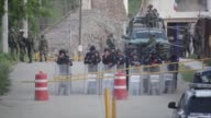 At least 28 inmates were killed in a riot at a prison on Thursday in touristic Acapulco according to state authorities