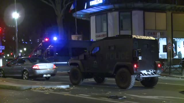 At least 39 people were killed in a series of simultaneous gun attacks across Paris on Friday as well as explosions outside the national stadium...