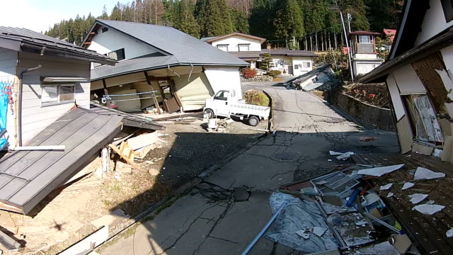 At least 41 people have been injured in Nagano Prefecture following a strong earthquake that struck the area in central Japan including seven who...