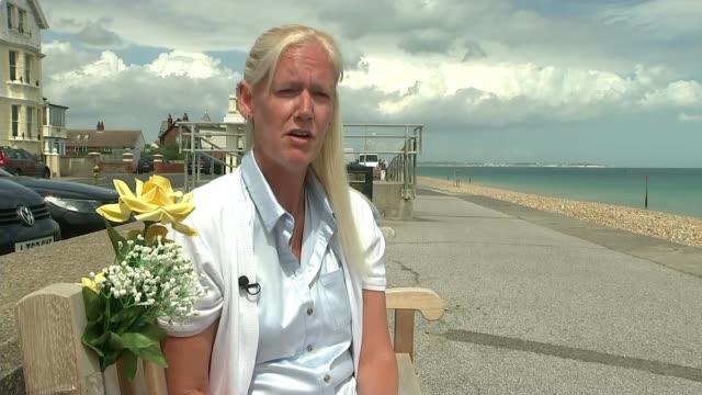 At least 60 drug deaths IN UK linked to Fentanyl Kent Deal EXT Michelle Fraser interview SOT