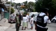 At least nine people were killed Sunday in the Mexican city of Acapulco days after the US government warned against travel to the city