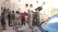 At least six fighters have been killed and 48 wounded in four days of clashes between rival armed groups in Sabratha a hub for illegal immigration on...