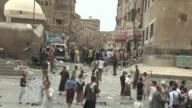 At least three people were killed and seven others were injured in an explosion in the Yemeni capital and according to eyewitnesses a car bomb...