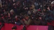 at Les Adieux De La Reine Premiere 62 Berlin International Film Festival 2012 at Berlinale Palace on February 9 2012 in Berlin Germany