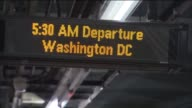 at Penn Station