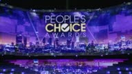 ATMOSPHERE at People's Choice Awards 2016 Press Day in Los Angeles CA