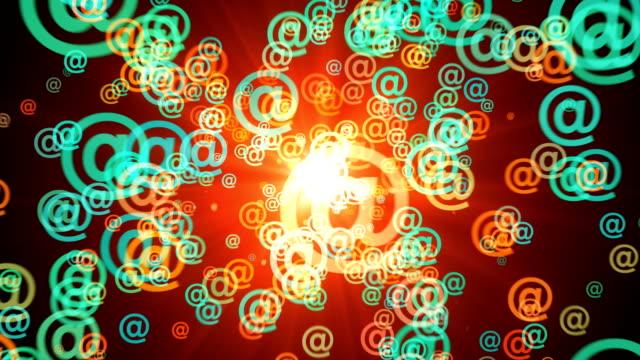 'at' symbolen e-post