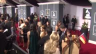 ATMOSPHERE at the 53rd GRAMMY Awards Arrivals at Los Angeles CA