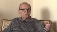 At the age of 88 Italian composer Ennio Morricone best know for his film and television scores is preparing for the next stages of a world tour to...
