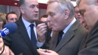 At the Agricultural show in Paris on Monday French Prime Minister JeanMarc Ayrault maintained the future of France's farming industry lay in...