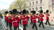 ATMOSPHERE at The Cenotaph on April 25 2016 in London England