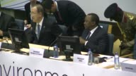 At the closing session of the United Nations Environment Assembly in Kenya on Saturday UN Secretary General Ban Ki moon said that protecting...