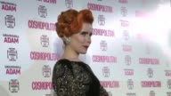 ATMOSPHERE at the Cosmopolitan Awards at The VA Museum on December 05 2013 in London England