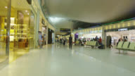 At the Duty Free Shop Departure Area of the Suvarnabhumi International Airport
