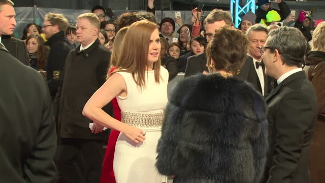 CHYRON at The EE British Academy Film Awards 8th February 2015 London England