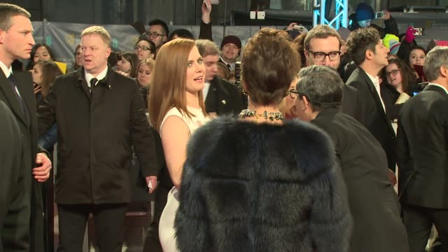 CLEAN at The EE British Academy Film Awards 8th February 2015 London England